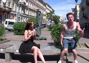 Summertime sex hookup