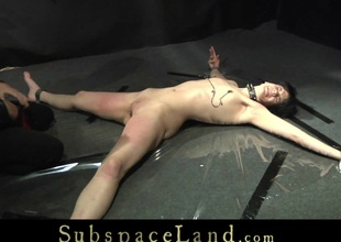 Teen enduring bdsm