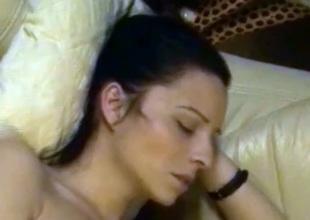 ALINA FLORENTINA DREAMING OF A COCK