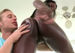 Bonnie is a fine youthful black woman with an all natural body that includes one of the finest asses Ive ever laid eyes on. Oh, and shes all about the dick, too. Watch her beg.