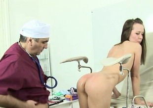 Young Nurse Cant Get Enough Of Doctors Cock