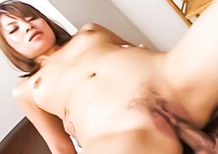 Horny Japanese slut in Best JAV uncensored Cumshots scene