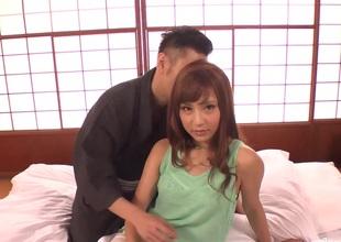 JAPAN HD Japanese girl likes Creampie