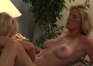 Kate Kastle finds herself getting her pussy hole fingered by lesbian Magdalene St. Michaels