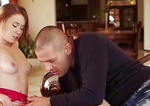 Defloration of - Anna Derevjanko -Losing Of Virginity
