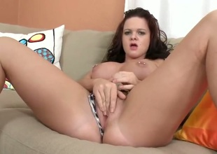 Large dick fellow Tony Rubino seduces beautiful cutie Zoey Wayne to have sex with him. She agrees. Zoey gives nice fellatio and then gets shaved twat drilled from behind.