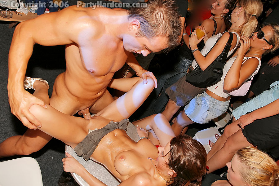 hardcore porno party